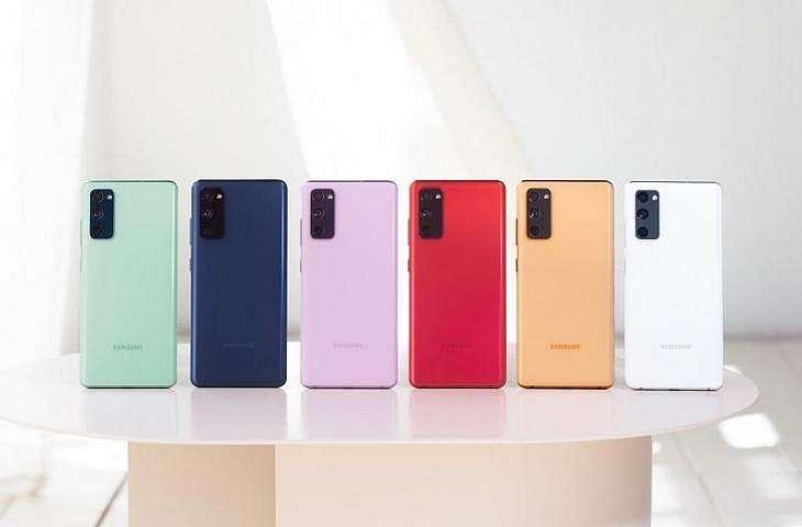 Samsung Galaxy S20FE. (Samsung)