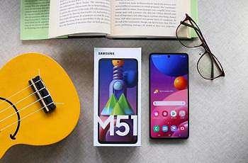 Samsung Galaxy M51. (Samsung Indonesia)