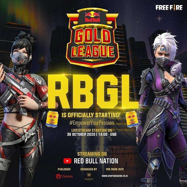 Red Bull Gold League. (RGBL)