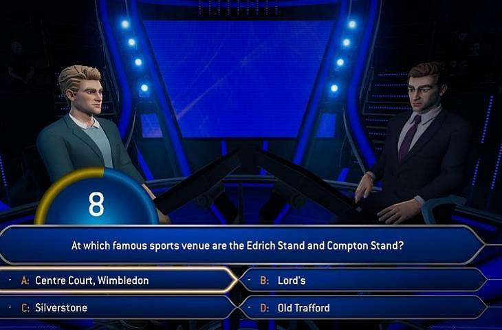 Who Wants To Be A Millionaire. (Steam)
