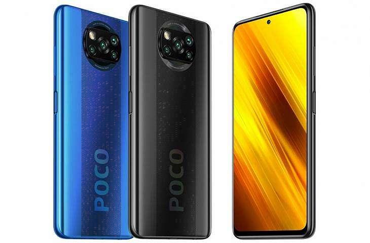 POCO X3 NFC. (POCO)