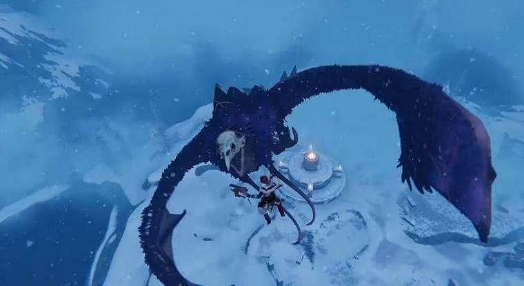 Trailer Praey for the Gods. (YouTube/ PlayStation)