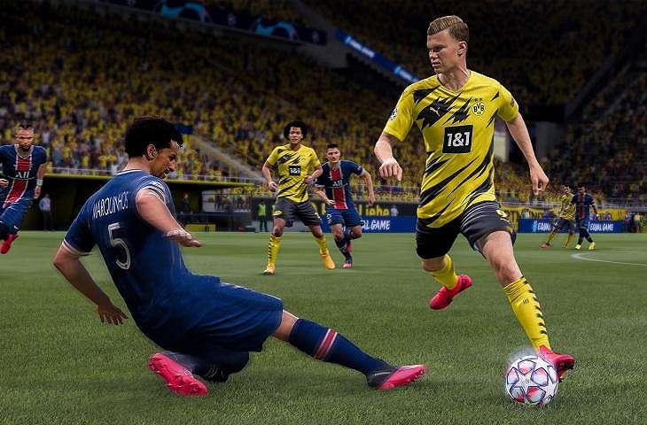 FIFA 21. (EA Sports)