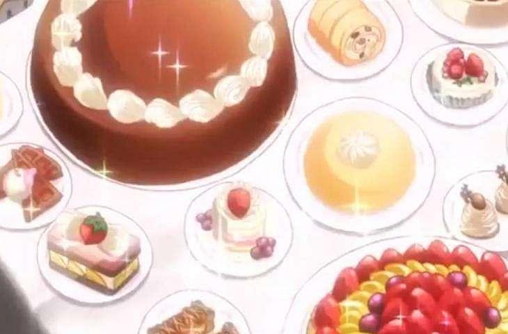 Film anime bertema masakan. (YouTube)