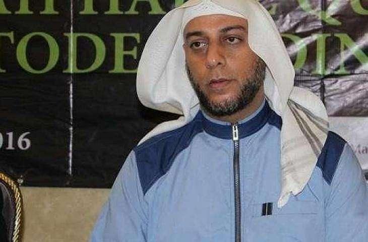 Syekh Ali Jaber. [suara.com/ Madinah]