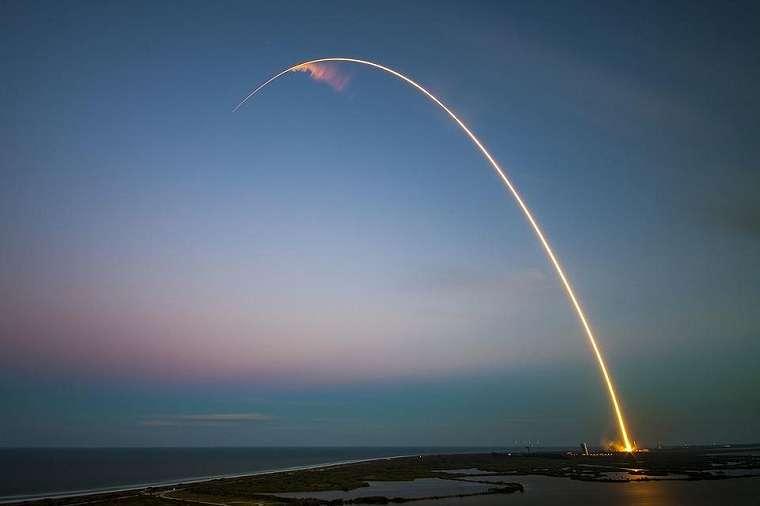 Ilustrasi roket. (pixabay/Free-Photos)