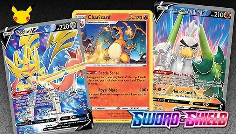 Pokemon Cards. (Pokemon)