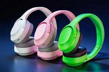 Headphone wireless Razer Opus X cocok untuk bermain game. (Razer)