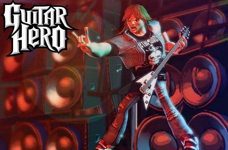 Game Guitar Hero. (YouTube)