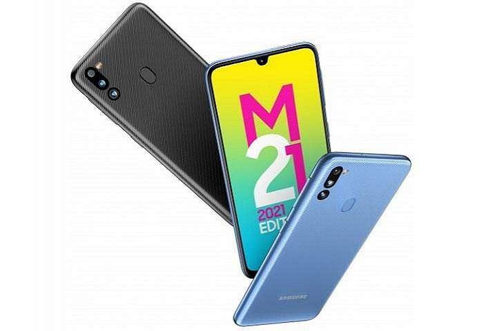 Samsung Galaxy M21 2021 Edition. (Samsung India)