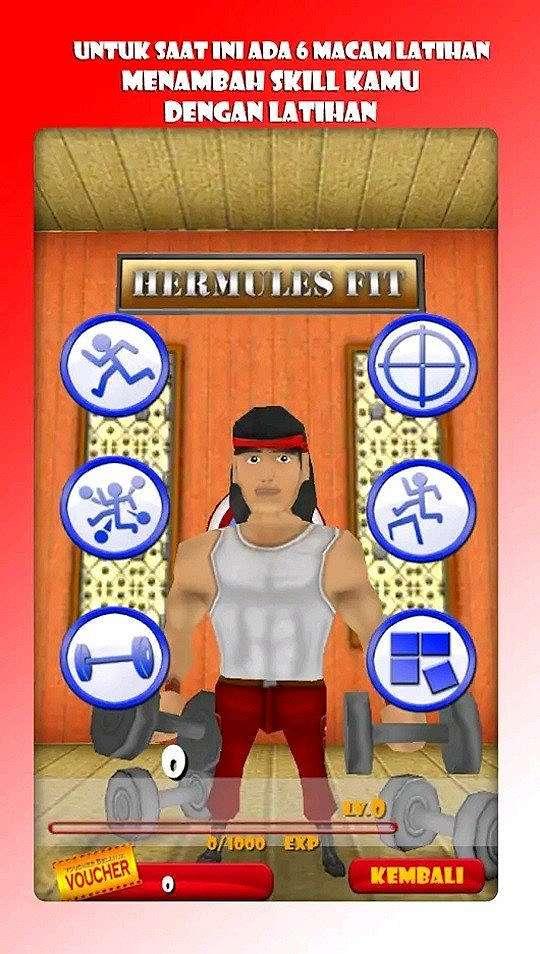 Game Lomba Merdeka cocok untuk dimainkan jelang Hari Kemerdekaan pada 17 Agustus mendatang. [Google Play/Suara.com]