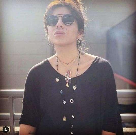 Putri Diego Maradona, Gianinna Dinorah. (Instagram/giamaradona)