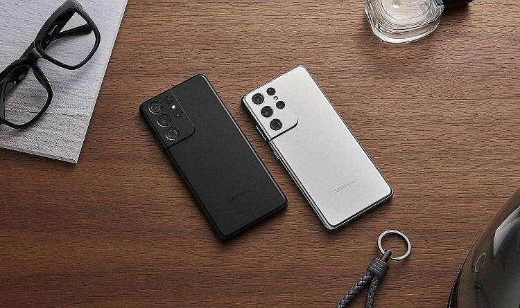 Samsung Galaxy S21 Ultra. [Samsung Indonesia]