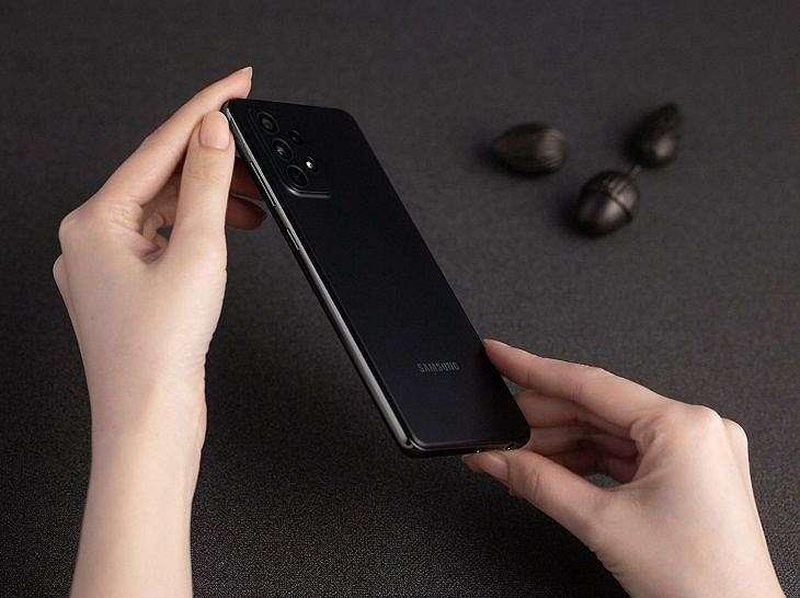 Samsung Galaxy A52. (Samsung)