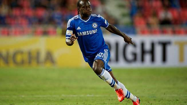 Victor Moses. (Shutterstock)