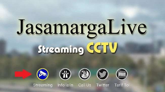 CCTV Jasa Marga. (jasamargalive.com/Una)