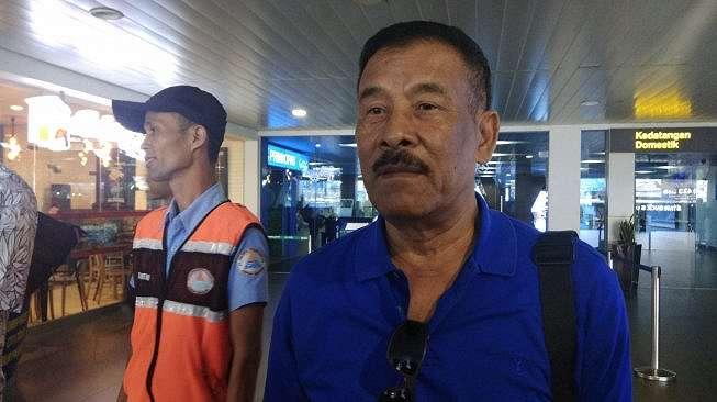 Manajer Persib Bandung Umuh Muchtar. [Aminuddin]