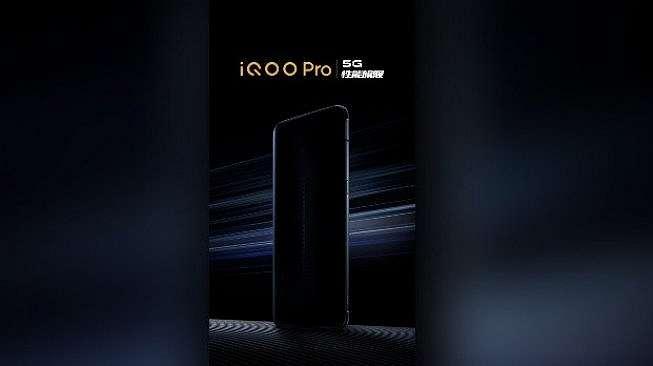 IQOO Pro 5G. [Weibo]