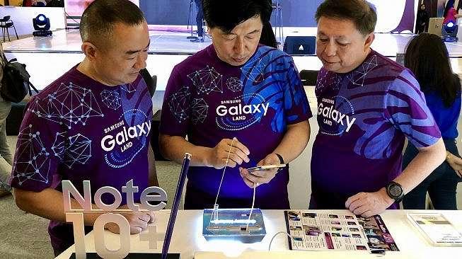 Samsung Galaxy Land di Jakarta. [Samsung Indonesia]