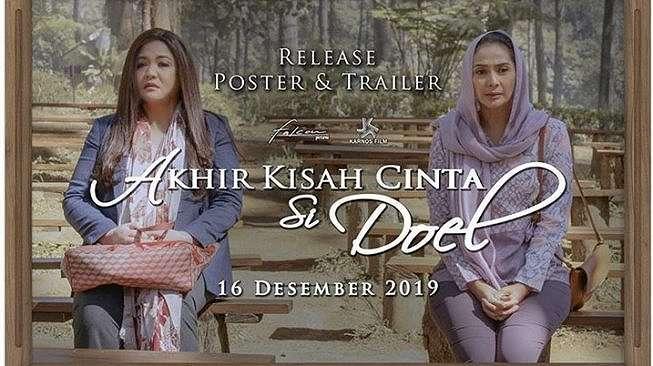 Teaser foto Si Doel The Movie: Akhir Kisah Cinta Si Doel.