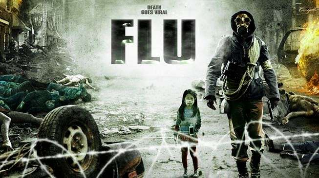 Poster film The Flu