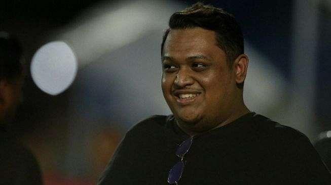 Presiden Borneo FC, Nabil Husein Said Amin. [ANTARA/HO/Borneo FC]