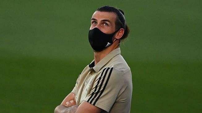 Winger Real Madrid, Gareth Bale. [GABRIEL BOUYS / AFP]