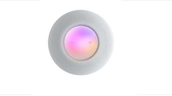 HomePod Mini. [Apple]