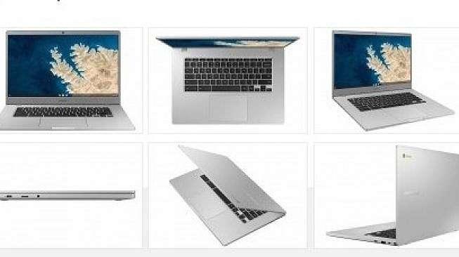 Samsung Chrome Book 4+ [GSM Arena].