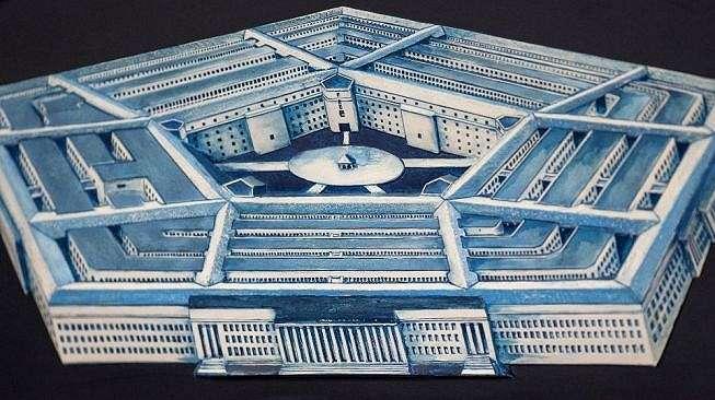 Pentagon. [Paul J. Richards/AFP]