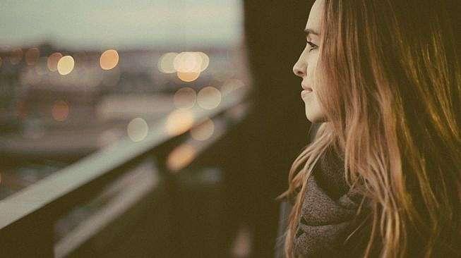 Ilustrasi wanita mengikuti kata hati. (pixabay.com/690118)