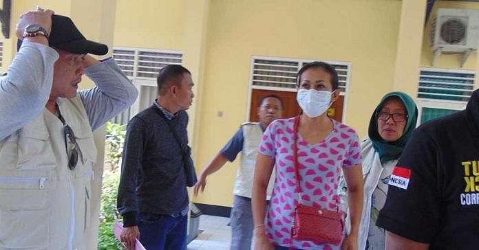 Janda Bule Buronan Kejati NTB Ini Akhirnya Ditangkap di Bali