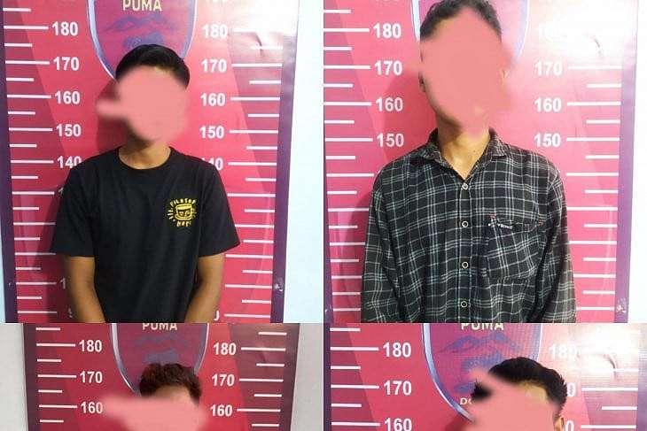 4 Pengeroyok dan Pembacok Apriansyah Sudah Ditangkap, Terima Kasih, Pak Polisi