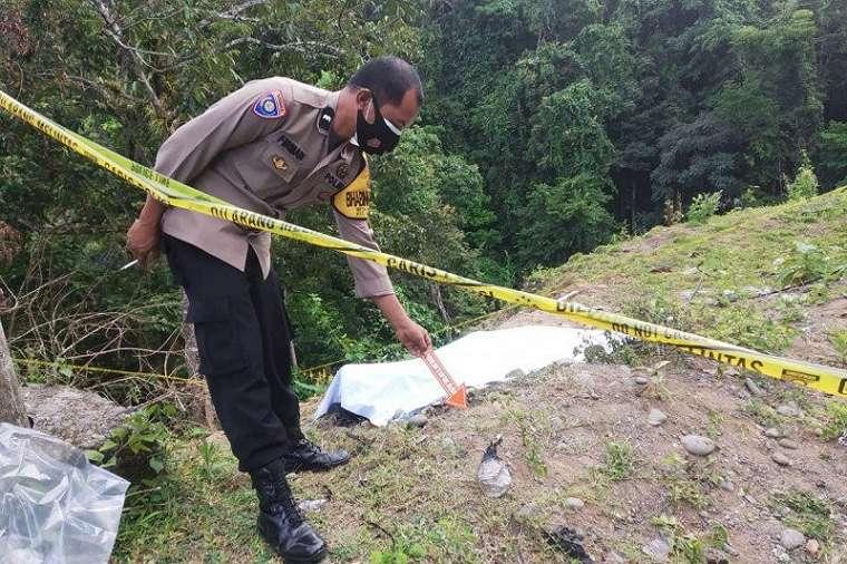 Polisi Ungkap Fakta Baru Penemuan Mayat Misterius yang Hangus Terbakar, Mengerikan