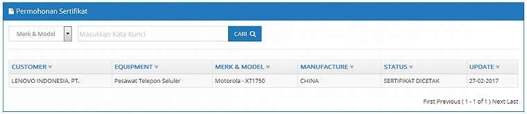 Wujud Motorola Moto C (XT1750) Beredar, Ponsel Lolos Sertifikasi POSTEL