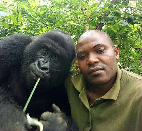 The rangers are guardians of the park that was launched to protect the endangered Mountain Gorillas