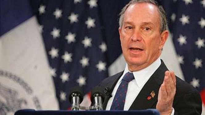Bakal Capres AS dari Partai Demokrat, Michael Bloomberg.