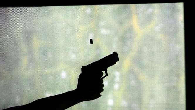 Ilustrasi aksi penembakan.