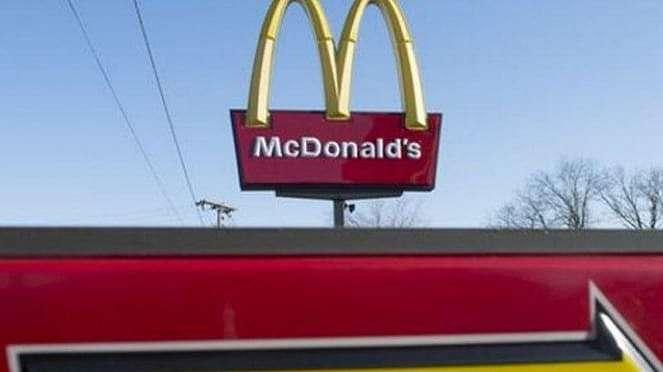 Gerai waralaba McDonald.