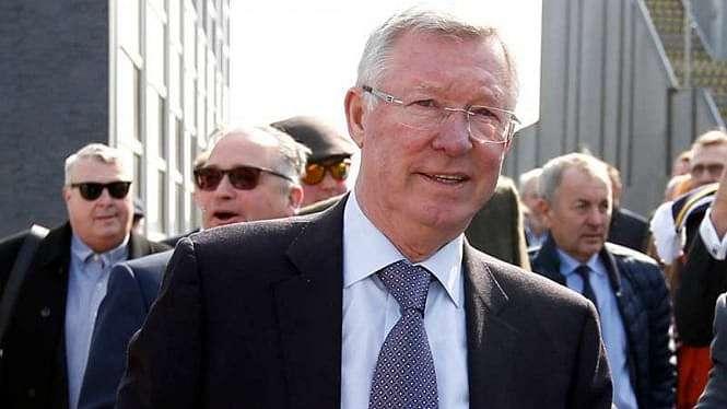 Eks manajer Manchester United, Sir Alex Ferguson