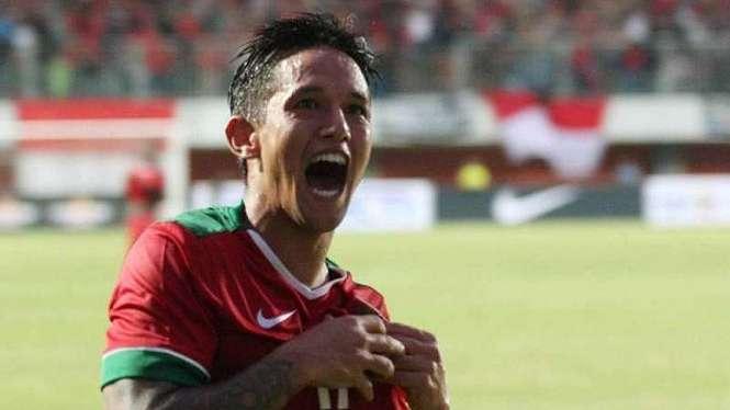 Bomber Bali United, Irfan Bachdim
