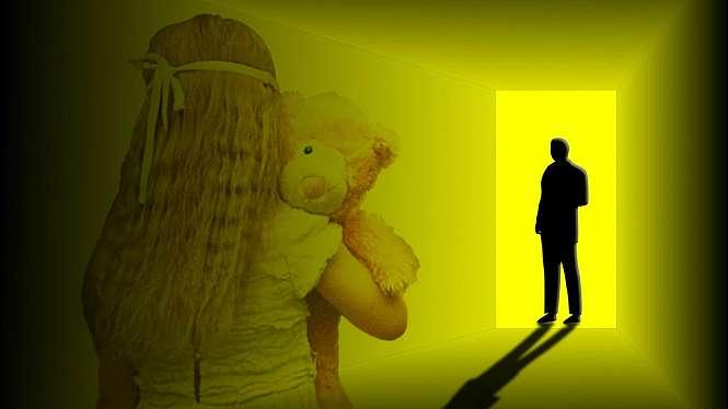 Ilustrasi paedofil