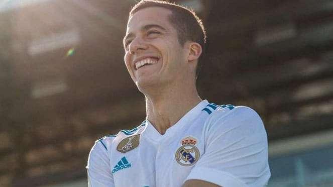 Penyerang Real Madrid, Lucas Vazquez