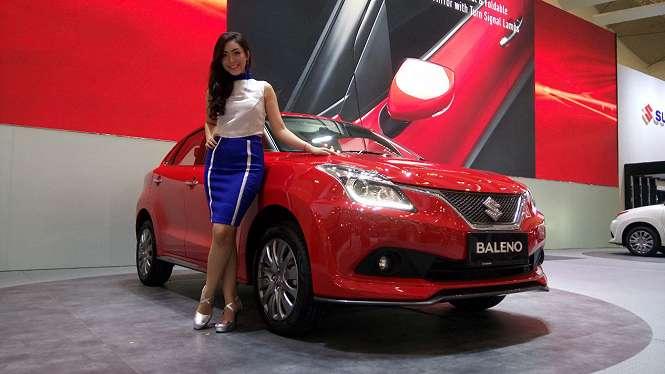 Suzuki Baleno Hatchback.