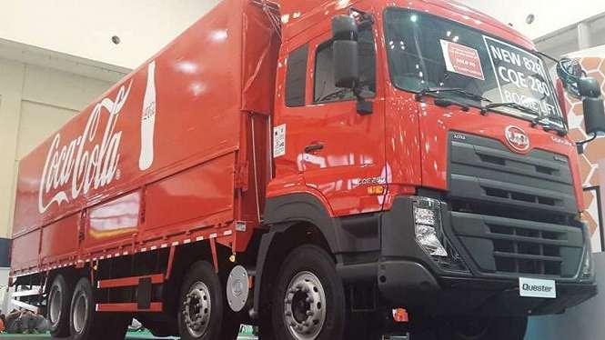UD Trucks Quester 8x2R