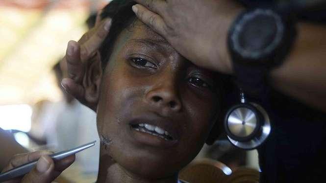 Kondisi Terkini Pengungsi Rohingya