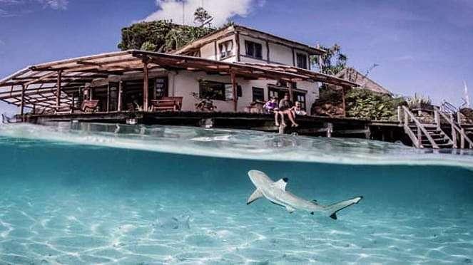 Pulau Misool, Kepulauan Raja Ampat, Papua Barat