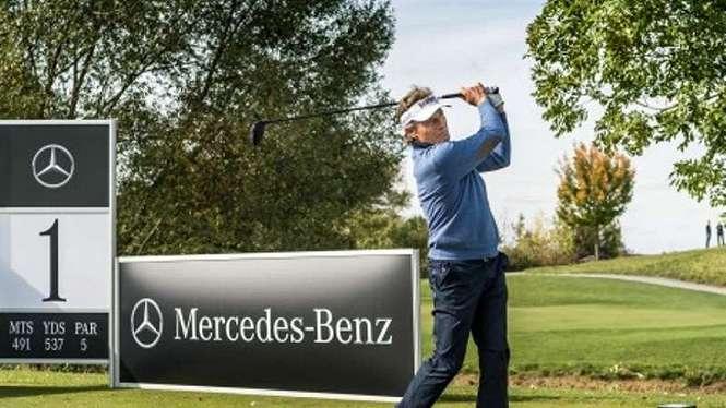 Turnamen Golf MercedesTrophy Indonesia.