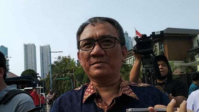 Politikus Partai Demokrat Andi Arief