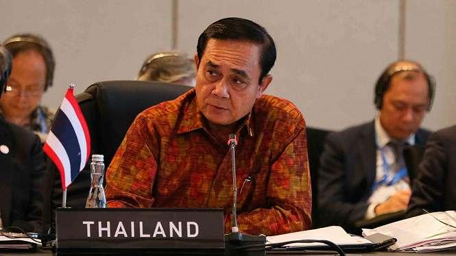 Perdana Menteri Thailand, Jenderal Prayut Chan o Cha